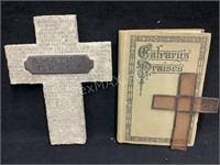 Bibles & Crossed
