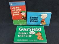 Garfield & Peanut Books