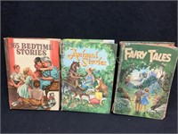 (3) Children's Story Books
