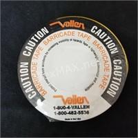 (2) Tiedown Strap Rolls & Caution Tape