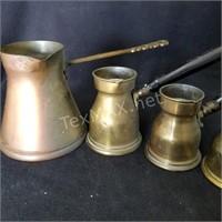 Turkish Coffee/ Espresso Pots