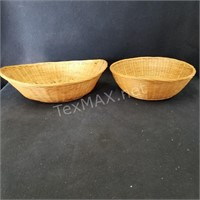 (5) Decorative Baskets