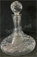 Crystal Wine Decanter