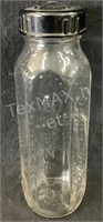 Vintage 1950 Evenflo Glass Baby Bottle