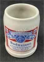 Budweiser Lager Beer Mini Beerstein