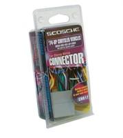 (4) Scosche 1974-2007 Chrysler Stereo Wire Harness