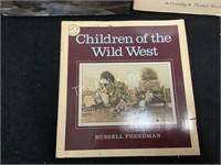 Books About The West