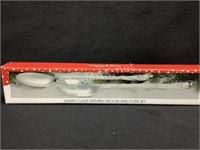 Santa Claus Serving Spoon & Fork Set