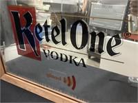 Ketel One Vodka Wall Hanging