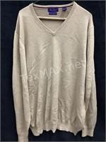 (2) Alan Flusser Sweaters Sz XL