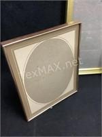(3) Gold Toned Frames