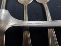 Penco Silver Plate Silverware