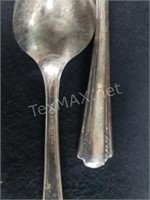 Assorted Silver Plate Silverware