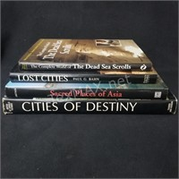 (4) Books of Cities and Destinations
