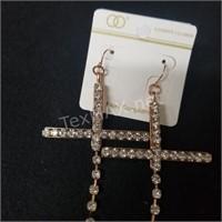 (2) Pairs of Earrings