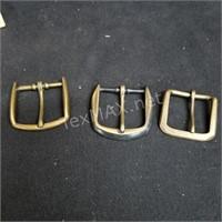(5) Belt Buckles