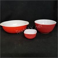 Pyrex Bowls & Cutting Boards