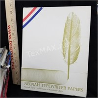 Various Paper & Office Supplies