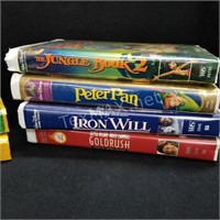 Childrens VHS Tapes