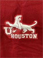 Wool U of H Twin Throw Blanket