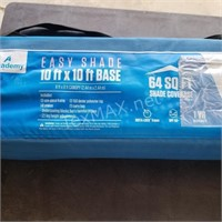 10x10ft Blue Easy Shade