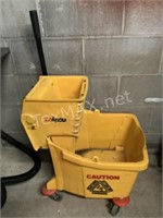 Commercial Mop Bucket