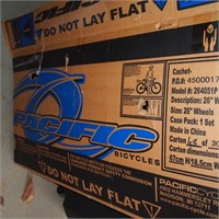 New/Orig. Box Pacific BiCycle