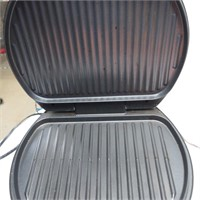 George Foreman Grill/Candle Lamp