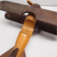 Handmade Wooden Airplane