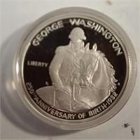 90 % Silver Commemorative Half Dollar Proof