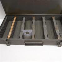 Metal Coin Box/Slides