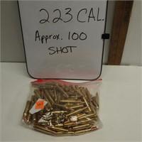223 CAL/Approx. 100 Shot