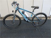 NEW ELECTRIC BIKE AUCTION