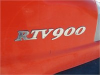OFF-ROAD Kubota RTV 900 UTV