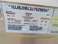 (DMV) 2018 Jayco Flight 23' Travel Trailer