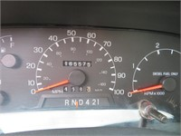 (DMV) 2004 Ford F-650 XL Superduty Flat Bed