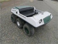 1970's Attex 6X6 400 CC Amphibious