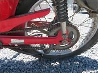 (DMV) 1982 Honda 110 Trail Bike
