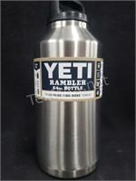 Yeti 64Oz Stainless Steel Rambler Bottle