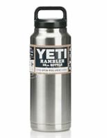 Yeti 36Oz Stainless Steel Rambler Bottle