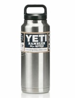 Yeti 36Oz Stainless Steel Rambler Bottle