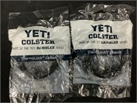 (2) Yeti Colster Replacement ThermoLock Gaskets
