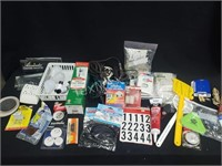 Assorted Hardware Lot