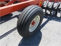8' Industrias America 2424 Offset Wheel Disc