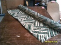 "3.25 yards upholstered frabric- 54 "" Wide"