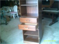 Paliser Wall Unit For Stereo / Book Display