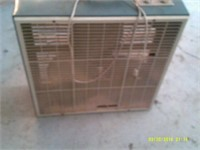 2 Speed Box Fan With coldness Control