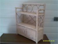 Wicker Shelf - 17 x 20 x 6