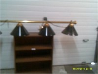 "68"" Long Bar / Pool Table Lights - Plastic Globes"