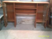 Wooden Hutch - 70 x 43 x 12